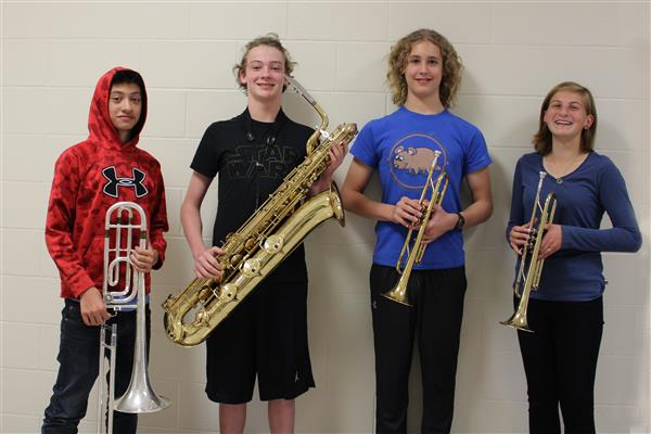 JH All State Band