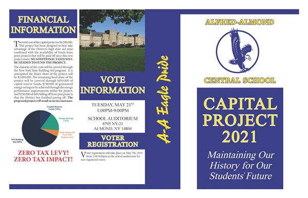 Alfred-Almond Central School District / Homepage