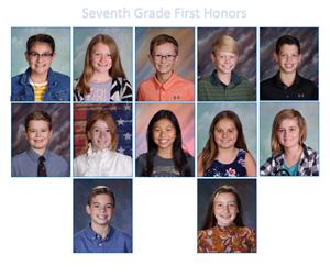 Seventh Grade First