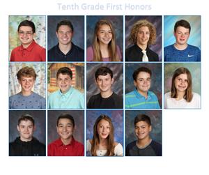 10th Grade First