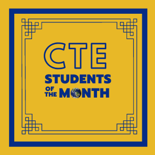CTE Student of the Month