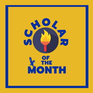 Scholar of the Month